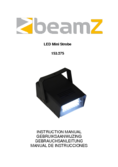 Instruction manual BeamZ LED Mini Strobe